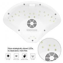 Lampa uv/led SUN669-48W