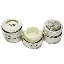 Gel UV 3 in 1 O.C.S. Clear - 15ml