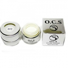 Gel UV 3 in 1 O.C.S. White - 15ml