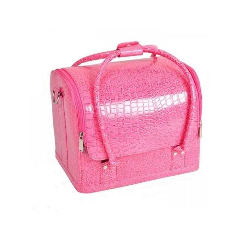 Geanta Cosmetice Beauty Case - Pink