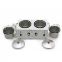 Incalzitor Ceara Traditionala Dublu (doua termostate)