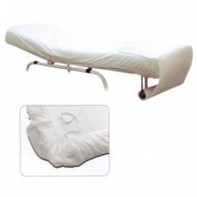 Cearsaf pat cu elastic - 90 x 220 cm